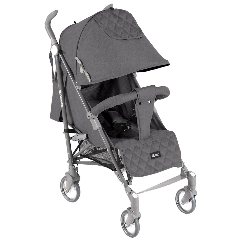 Carucior sport KikkaBoo Vivi Grey 2020 imagine
