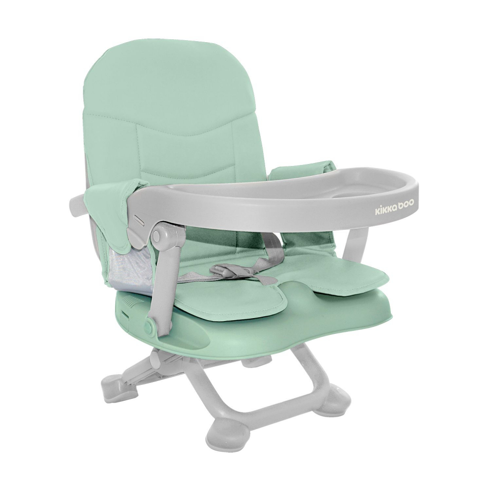 Inaltator de masa Booster Seat Pappo Mint 2020 imagine