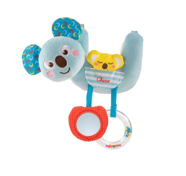 CHICCO Jucarie Chicco pentru carucior Familia Ursuletului Koala 6-36 luni+