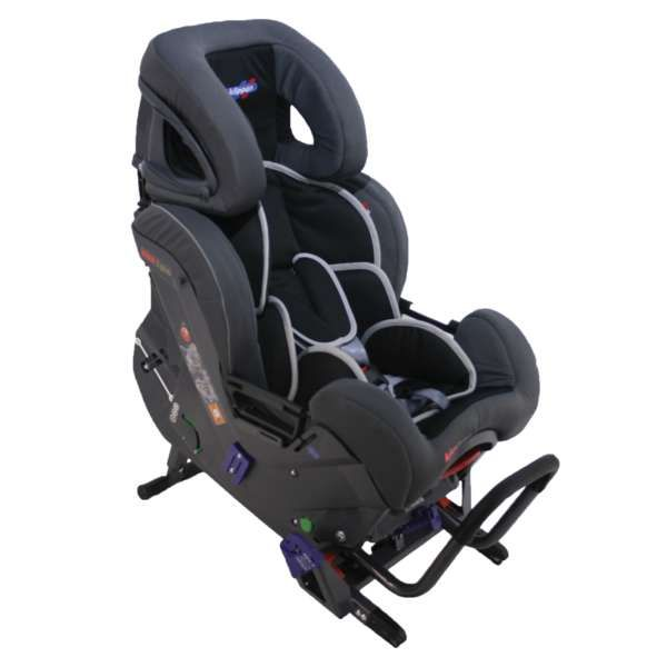 Scaun auto cu isofix 0-18 kg Klippan Kiss 2 Plus Sport imagine