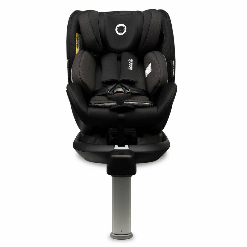Scaun auto Antoon RWF rotativ 360 grade cu Isofix 0-18 kg Carbon imagine
