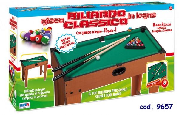 Masa biliard RS Toys pentru copii