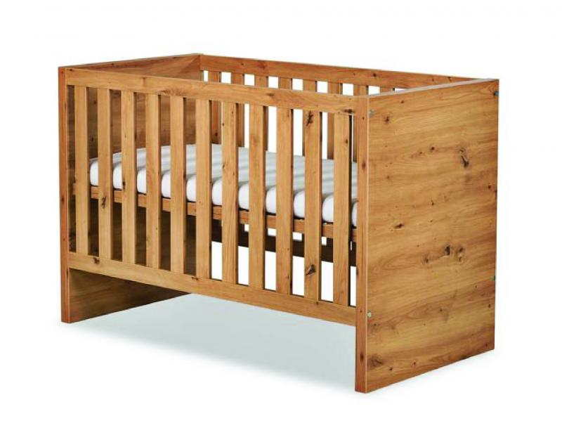 Mobilier camera copii si bebelusi Klups Amelia Oak imagine