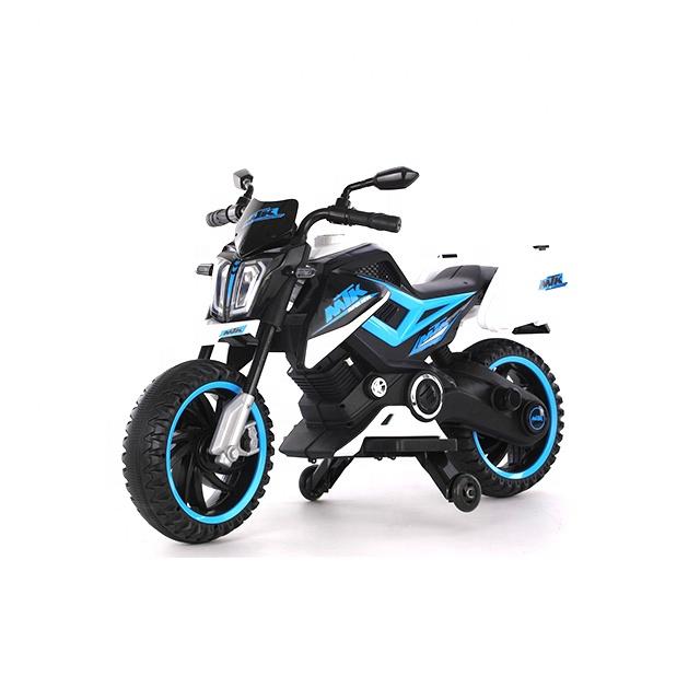 Motocicleta electrica 12V Nichiduta MTK Blue