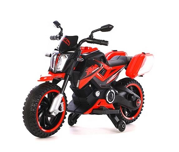 Motocicleta electrica 12V Nichiduta MTK Red