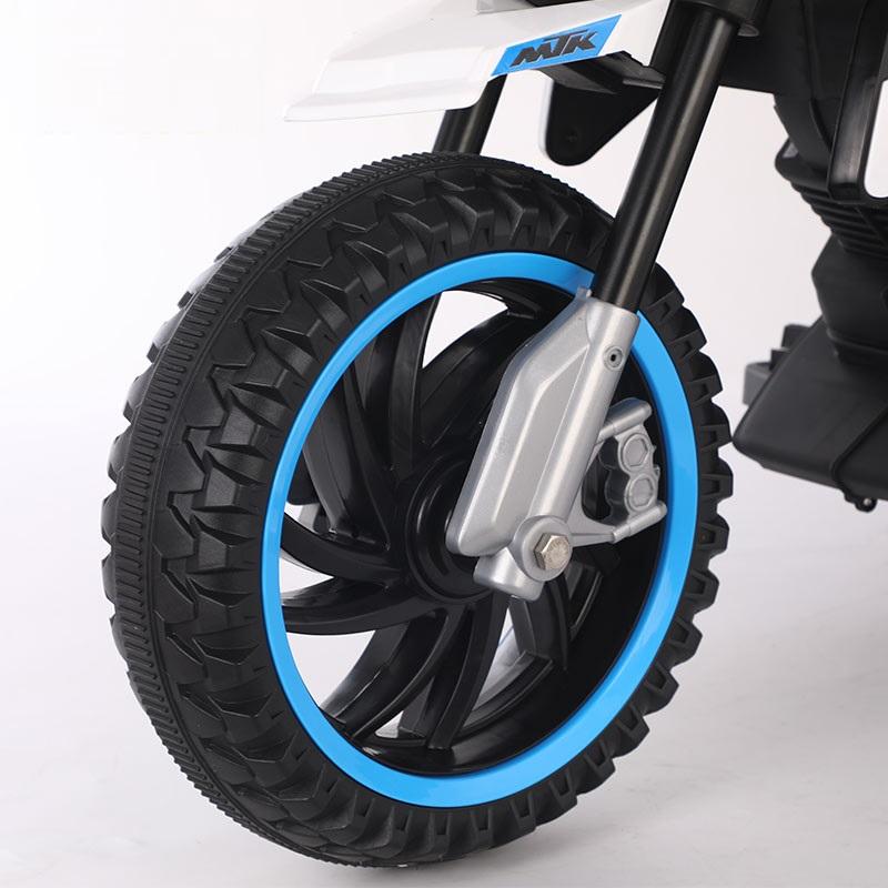 Motocicleta electrica 12V Nichiduta MTK Yellow - 6