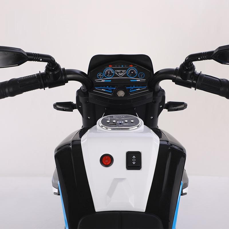 Motocicleta electrica 12V Nichiduta MTK Yellow - 7