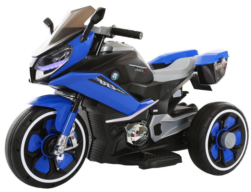 Motocicleta electrica 6V Nichiduta Racing Blue - 6
