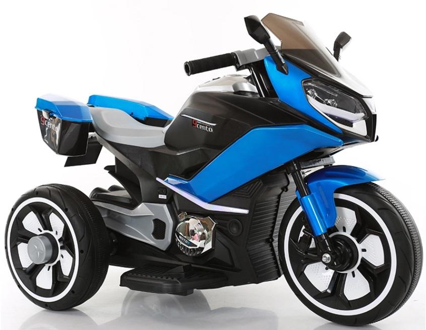 Motocicleta electrica 6V Nichiduta Racing Blue