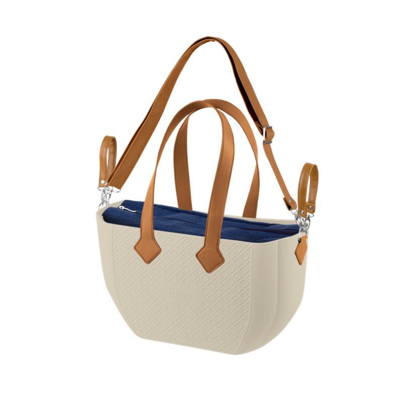 Geanta pentru mamici Sand Navy Camel + curea pentru geanta Nuvita Mymia