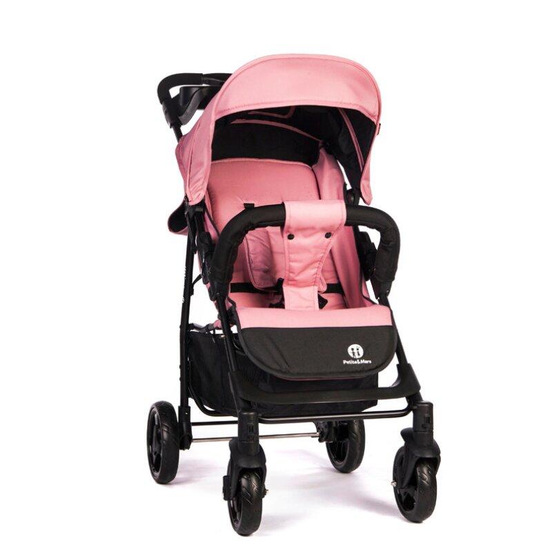 PetiteMars Carucior sport Easy Rose Pink PetiteMars
