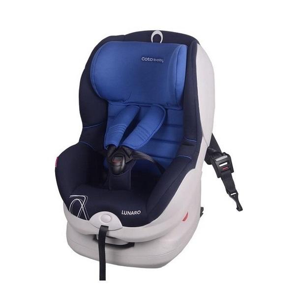 Scaun auto Coto Baby Lunaro isofix 9-18 kg blue