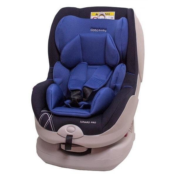 Coto Baby Scaun auto Coto Baby Lunaro Pro isofix 0-18 kg blue