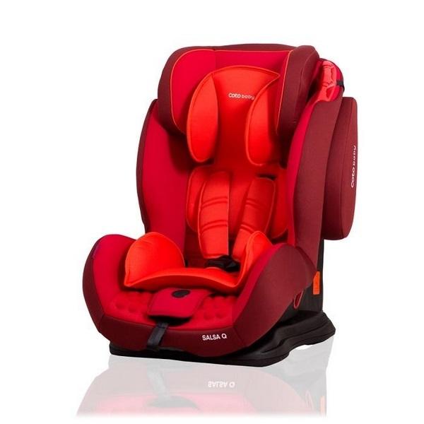 Coto Baby Scaun auto Coto Baby Salsa Q 9-36 red