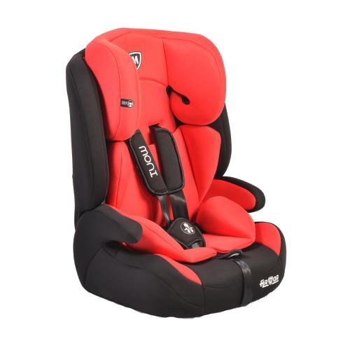 Scaun auto copii 9-36 kg Moni Armor Red