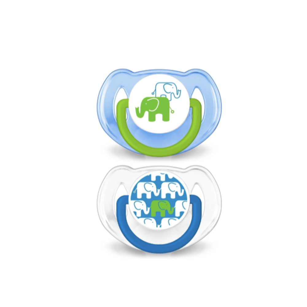 Set cadou cu elefanti pentru baieti Philips Avent SCD62701