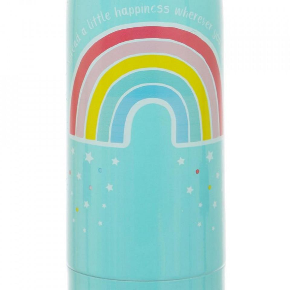 Sticla din inox cu capac Rainbows imagine
