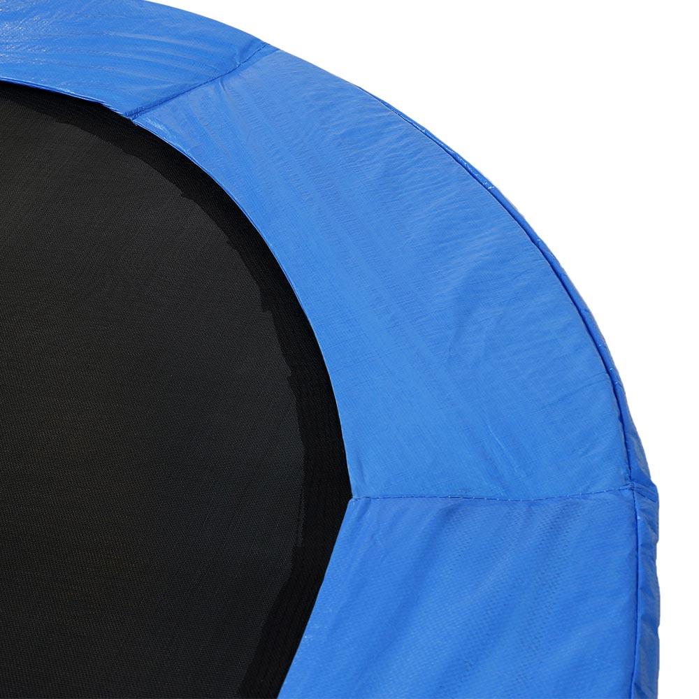 Trambulina KidsCare cu scara si plasa de protectie 244 cm