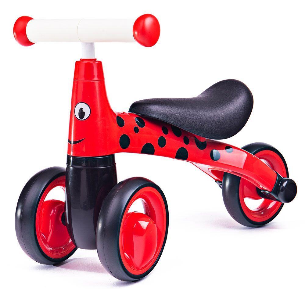 Tricicleta fara pedale Buburuza