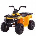 Atv electric 6V Nichiduta Racer 1 Yellow