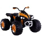 Atv electric cu telecomanda Off Road X Orange