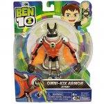 Figurina 12 cm Omni-Kix Armor Jetray Ben 10
