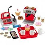 Cafenea cu casa de marcat si 33 accesorii