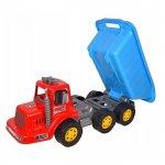 Camion pentru copii Marmat XL cabina rosie