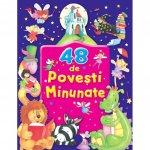 Carte 48 de povesti minunate