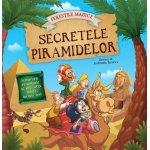 Carte Secretele piramidelor cu ferestre magice