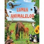 Carte cartonata Lumea Animalelor