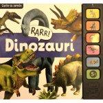 Carte cu sunete Dinozauri