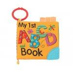 Carte educativa cu jucarie dentitie KikkaBoo ABC