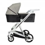 Carucior 3 in 1 Bebumi Space Eco Gray