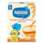 Cereale Nestle Mic Dejun cu banane si portocale, 250g, de la 6 luni