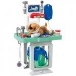 Clinica veterinara cu Catelus si 15 accesorii