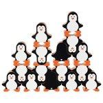 Joc de echilibru pinguinii