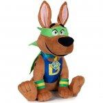 Jucarie din plus Scooby Mask of the Blue Falcon Scooby Doo 29 cm