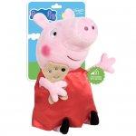 Jucarie din plus cu sunete Peppa Pig 21 cm