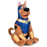 Jucarie din plus si material textil Scooby blue costume Scooby Doo 29 cm