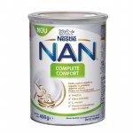 Lapte praf Nestle NAN Complete Comfort  400g de la nastere