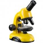 Microscop National Geographic 40-800x cu adaptor pentru telefonul mobil si accesorii