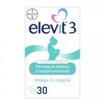 Elevit 3 Multivitamine pentru perioada postnatala si de alaptare, 30 capsule, Bayer