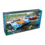 Pista masinute Gulf Racing 484 cm traseu masinute Gulf Lmp vs GT Gulf