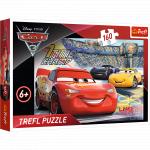 Puzzle Trefl Disney Cars Accelereaza 160 piese