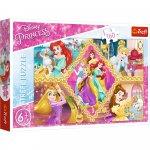 Puzzle Trefl Disney Princess Aventura printeselor 160 piese