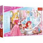 Puzzle Trefl Disney Princess Odihna dupa bal 160 piese