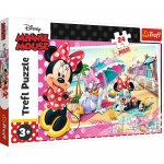 Puzzle Trefl Maxi Disney Minnie Mouse Concediul lui Minnie 24 piese