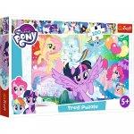 Puzzle Trefl My Little Pony Curcubeul prieteniei 100 piese