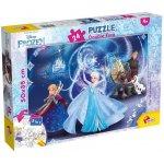 Puzzle de colorat Frozen (24 piese)